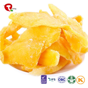 TTN Best Selling Dry Sweet Taste Freeze Dried Papaya Fruit