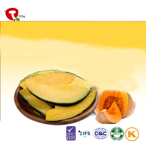 TTN 2018 Chinese High Quality Vacuum Fried Pumpkin Vegetable