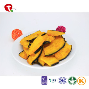 TTN Vacuum Fried Pumpkin Cheap Price Can Be Used For Drinking Oatmeal