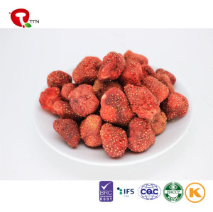 TTN  Freeze Dried Strawberries Nutrition With Vitamin C Strawberry Or Orange