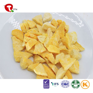 TTN Organic Fruit Chips As Side Dish And  Sugar Free Dried Peach