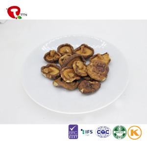 TTN  Vacuum Fried Mushroom Chips With Healthy Snacks