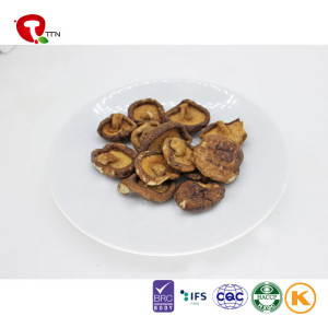 TTN  Vacuum Fried Mushroom Chips With Healthy Snacks