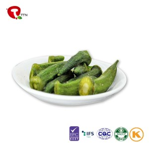 TTN Wholesale  Vacuum Frying Okra