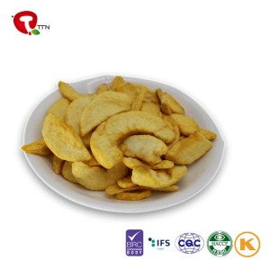 TTN Factory Direct Sale Vacuum Fried Yellow Peach Powder