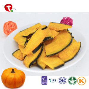 TTN Sale Natural Health Vacuum Fried Pumpkin Slices