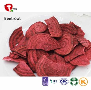 TTN 2018 Sale Of  Beetroot Vitamins With Vacuum Fried Vegetable