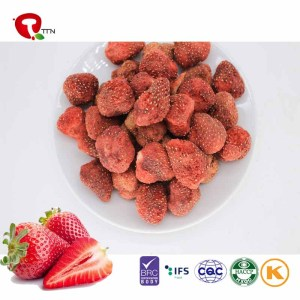 TTN 2018 Wholesale Bulk Vacuum Fried Strawberry