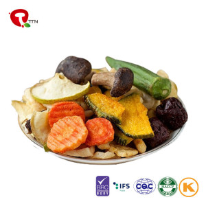 TTN  Sale Mix Vacuum Fried Vegetable With List Of Common Fruits And Vegetables