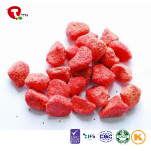 TTN 2018 Export Sale Red  Dehydration Of Cheap Price  Sweet Strawberry
