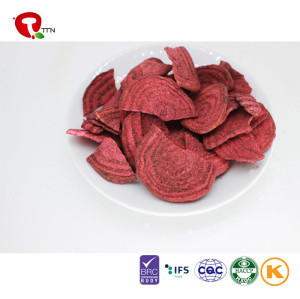TTN Wholesale  Vacuum Fried Beetroot  Chips With Beetroot Nutritional Value