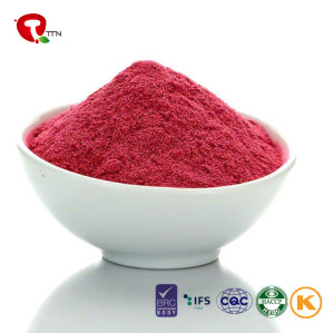 TTN 2018 Hot Sales Organic Freeze Dried Cranberry Powder