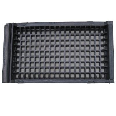 Mining vibrating screens polyurethane modular screen panels