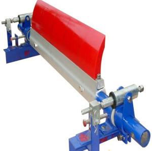 Mining Polyurethane Conveyor belt Sweeper