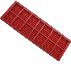 Unique cone hole design structure Polyurethane Vibrating Screen Mesh and Mining PU Sieve Plates