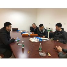 Welcome Mongolia customers visit our factory