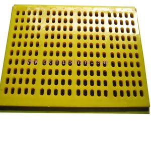 Mining sieve mesh polyurethane tensioned screens
