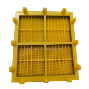Mine Screen Mesh / Crusher screen / pu screen mesh for tailings