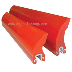 Polyurethane Blade Conveyor V-Plough Plow Belt Cleaner/Scraper