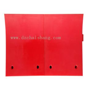 polyurethane belt scraper blade
