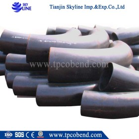 China supplier 10 inch carbon steel Hot Induction pipe bending