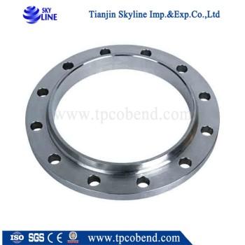 din asme carbon steel pipe  plate flange fittings