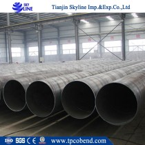 API China supplier spiral welding carbon steel pipe