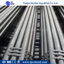 API 5L Gr. B x42 x52 x56 x60 x65 x70 Black Carbon Seamless Steel Pipe Supplier