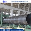 high quality spiral welded steel pipe with large diameter