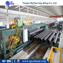 Hot sale high quality  API 5L Gr.B  Spiral Welded Carbon Steel Pipe/SSAW