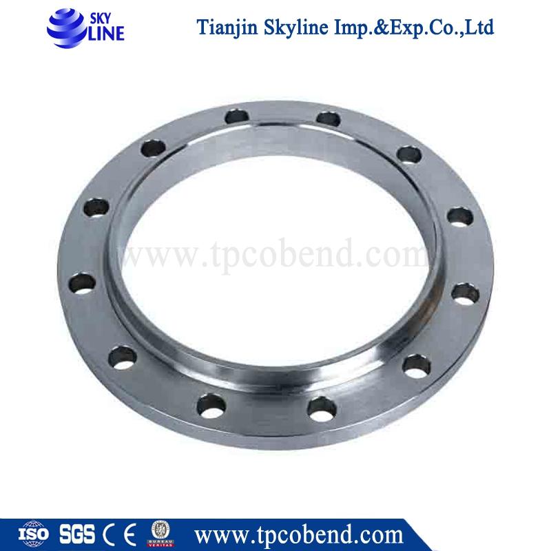 Export standard stainless carbon steel slip on neck flange