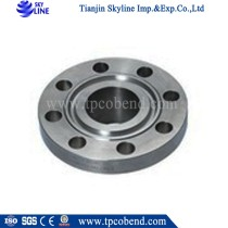 6 inch stainless pipe end flanges