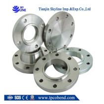 Hot China products wholesale cnc machining pn16 wn rf carbon steel flange