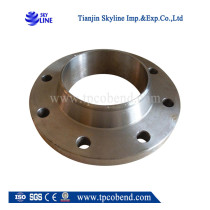 China forged carbon steel wn flange most selling product in alibaba