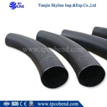 Manufacturer Supply Carbon Steel Hot Induction pipe Bend