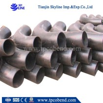 New design hot induction seamless carbon steel pipe bend