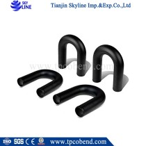 pipe fitting 180 degree U bend/Elbow