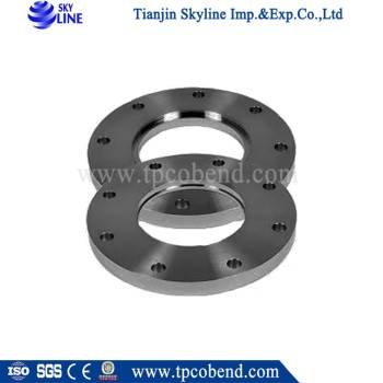China suppliers wholesale pn16 wn rf stainless steel flange