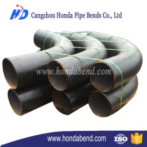 Pipe Bend Carbon steel hot induction custom Pipe Bend