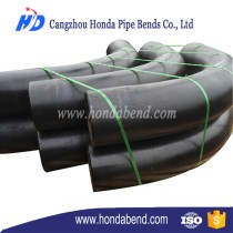 China produce standard carbon steel pipe bend fitting manufacturer