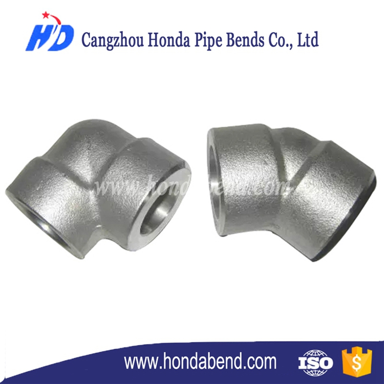 Asme ansi socket weld ° and elbow pipe fittings