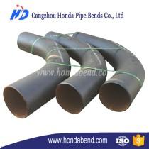 Pipe bend ASTM carbon steel 5d hot induction bend manufacturer