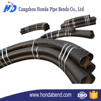 Pipe bend Hot Induction seamless 5d Pipe Bends manufacturer