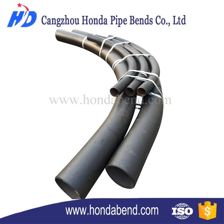 Honda custom pipe bend Hot Induction Carbon steel 90 degree Bend