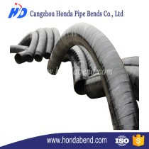 New produce carbon steel Hot Induction Pipe Bends manufacturer