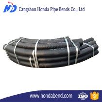 Seamless ASTM A53 carbon steel hot Induction pipe Bend