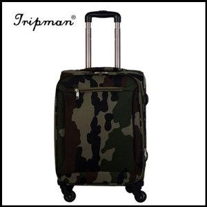 Nylon Luggage set,1680D Farbic,aluminum trolly
