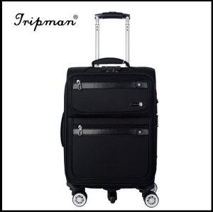 New Design Nylon Trolley Luggage Set