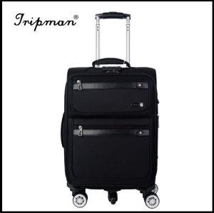 New Design Nylon Trolley Luggage Set