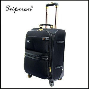 Business Nylon Fabric Luggage set with four wheels